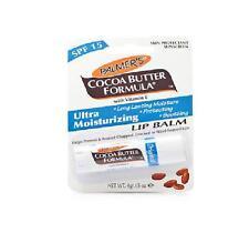 3 x Palmer's Formule Beurre Cacao avec vitamine E hydratante Baume à levrès