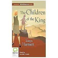 Children of the King by Sonya Hartnett (2012, CD, Unabridged)