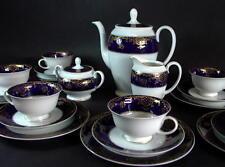 Tee /Kaffeeservice  für 6 Personen - Rosenthal Aida
