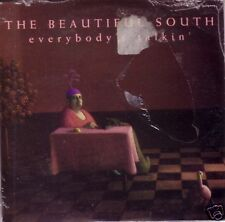 BEAUTIFUL SOUTH Everybody's 2UNRELEASE TRX UK CD Single
