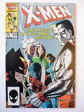 UNCANNY X-MEN  # 210. VOL.1 SERIES. MUTANT MASSACRE. OCT.1986. CLASSIC CLAREMONT