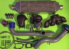 GReddy TDO4H 15G Turbo Kit Honda Civic CRX 88-2000 w/ 440cc Injectors Type S BOV