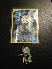 Pokemon Card and Pin Meloetta Mythical Collection BZC