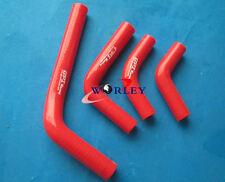 silicone radiator hose for Honda CRF250 CRF250R CRF250X 2004-2009 2006 2008 2007