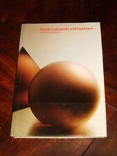 WORLD TRADEMARKS & LOGOTYPES by TAKENOBU IGARASHI 1983 1st Edition/HC/DJ NMINT
