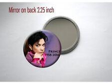 "Prince Rest in Peace Legendary Pop Artist 2.25"" Pocket/Purse Mirror"