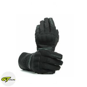 Dainese Ladies Aurora D-Dry Motorcycle Bike Gloves | Waterproof  | Black