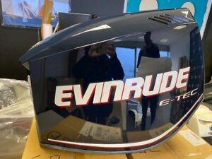 Evinrude G1 Outboard Hood 150-200HP V6 BLUE