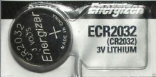 1 PC New FRESH ENERGIZER CR2032 WATCH BATTERIES 3V LITHIUM CR 2032 DL2032 BR2032