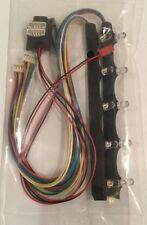 rc undercar led light kit (red)