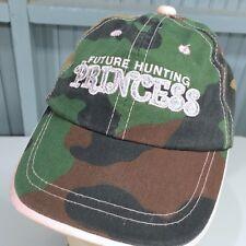 Bass Pro Shops Toddler Future Hunting Princess Adjustable Baseball Cap Hat