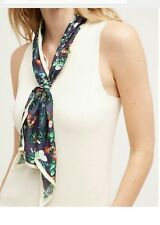 NEW $98 Anthropologie Scarf Sweater Tank by Moth Size XS