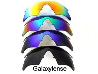 Replacement Lenses For Oakley M Frame Heater Sunglasses Black/Blue/Green/Red