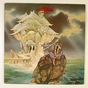 "12"" LP - Dave Greenslade - Cactus Choir - B1850 - RAR, with lyrics"