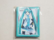Weiss / WeiB Schwarz Hatsune Miku Point Card Sleeve TCG Project Diva f