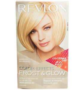 Revlon Colorsilk Color Effects Frost & Glow Blonde Highlights Highlighting Kit