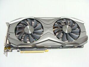 ZOTAC Geforce GTX 1080 Ti Amp Edizione 11GB 352BIT GDDR5X Scheda Grafica