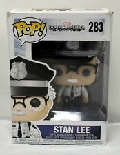 Funko Pop! Marvel Captain America Stan Lee Collectible Figure See Description!!