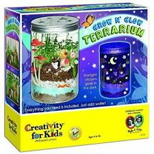 Creativity for Kids Grow N Glow Terrarium - 1137000