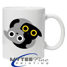 Yin and Yang Cute Kitties Coffee Tea Mug Chinese Philosophy Gift Cup