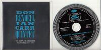 DON RENDELL/IAN CARR QUINTET Complete Lansdowne Recordings promo only sampler CD