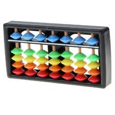 7 Digit Rods Abacus Soroban Chinese Japanese Calculator, Math