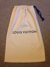 Louis Vuitton Cotton Dust Bag Cover 46 cm X 30 cm NEW