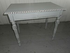 French style hall table