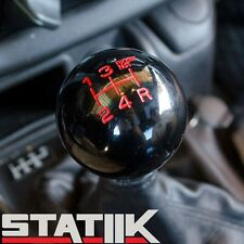 STATIIK FING FAST SHIFT KNOB FOR 5 SPEED SHORT THROW SHIFTER LEVER 10X1.25