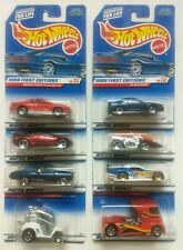 1999 HotWheels First Edition RARE variation lot x8!!!!