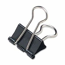ACCO Binder Clips Mini 12 per box