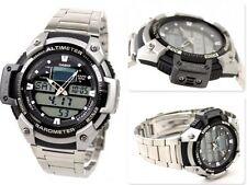 SGW-400HD-1B Black Casio Men's Watches Steel Band