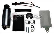 Walbro 255lph HP Fuel Pump w/ Install Kit 88-92 Ford Probe Mazda MX6 MX-6 Turbo