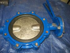 """Grinnell WC-8501-3  Series 8000 250wp  2.5"""" Butterfly Valve"""