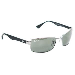 Ray-Ban RB3478 Sunglasses Gunmetal Polarized
