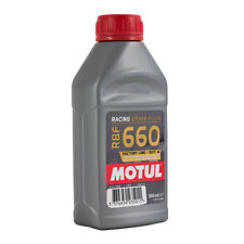 MOTUL RBF 660 RACING BRAKE FLUID 0.5L 500ML RBF660
