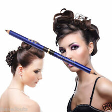Double Sided Black And Coffee Eye Liner Pencil Makeup Eyeliner Smooth Make-up