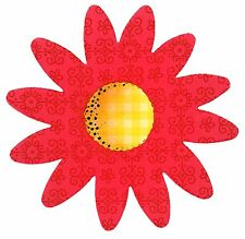 Sizzix Bigz Daisy Flower die #A10655 Retail $19.99 Retired, Cuts Fabric! SWEET!