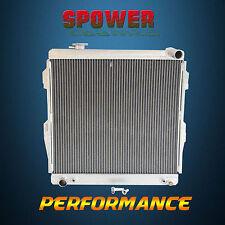 3ROW For Toyota Hilux 4 Runner VZN130 3.0L 3VZ-FE V6 AT Petrol Aluminum Radiator