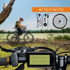 "Upgrade 24""Zoll Elektrofahrrad Umbausatz Frontmotor E-Bike Pedelec LCD3 36V 25km"