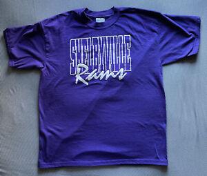 Vintage Shelbyville Rams Football Team T-shirt - Size XL