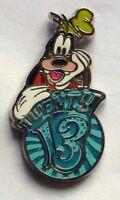 Disney Pin Badge 2013 - Goofy