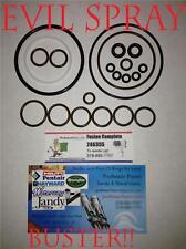 We beat everyone! Viton Complete O-ring Kit fit Graco Fusion Ap Air Purge 246355