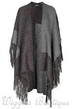Acrylic Cape Machine Washable Coats, Jackets & Vests for Women