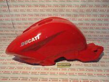 Serbatoio Fuel Tank Fairing Ducati Streetfighter 1098 rosso