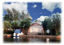 HOLIDAY COTTAGE, NORFOLK BROADS, FREE FISHING, SLEEPS 7, MoMo BROADBAND