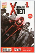 GLI INCREDIBILI X-MEN 1/16 - MARVEL NOW! - Sequenza Completa - Panini MAGAZZINO
