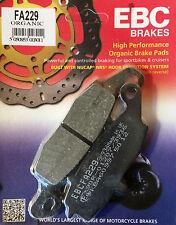 EBC/FA229 Brake Pads (Front) - Kawasaki ER-5 (C1-C5P), KLR650, VN800, VN1500
