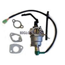 Troy-Bilt XP 7000 10500 Watt 30477 030477 Gas Generator MANUAL Carburetor