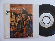 TABU D APACHE Don't believe in love 2007867 ITALO DISCO Discotheque RTL